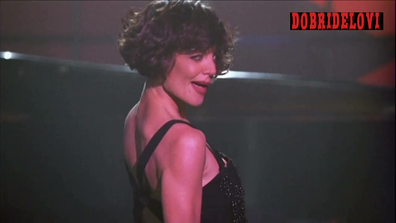 Katie Holmes dancing and singing scene from Eli Stone