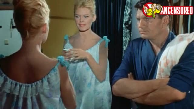 Brigitte Bardot screentime - Come Dance with Me