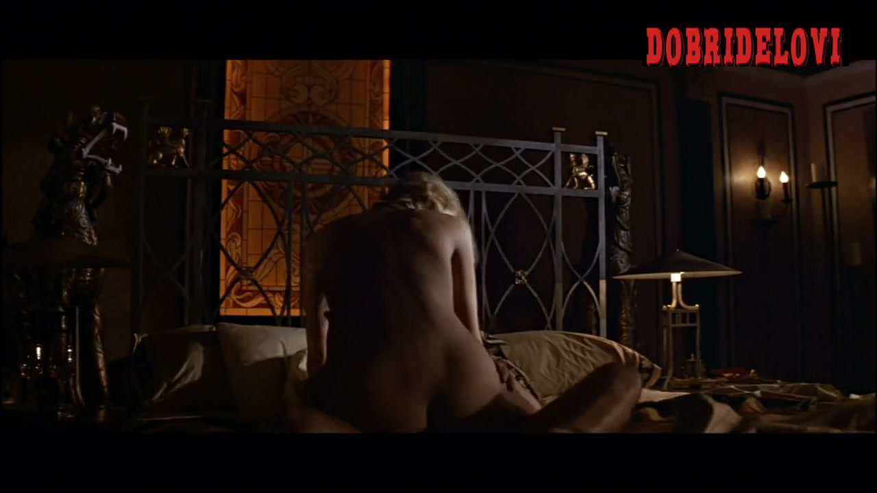 Sharon Stone opening sex scene from Basic Instinct