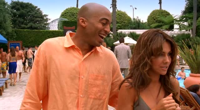 Watch Vanessa Marcil delights us in a revealing green dress video