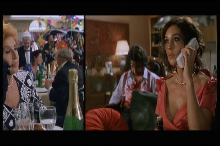 Monica Bellucci must watch clip in L Ultimo capodanno