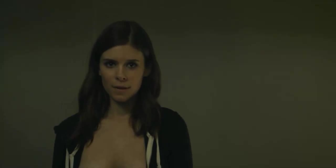 Kate Mara scene from House of Cards