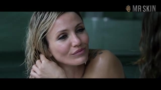 Cameron Diaz scene in The Counselor