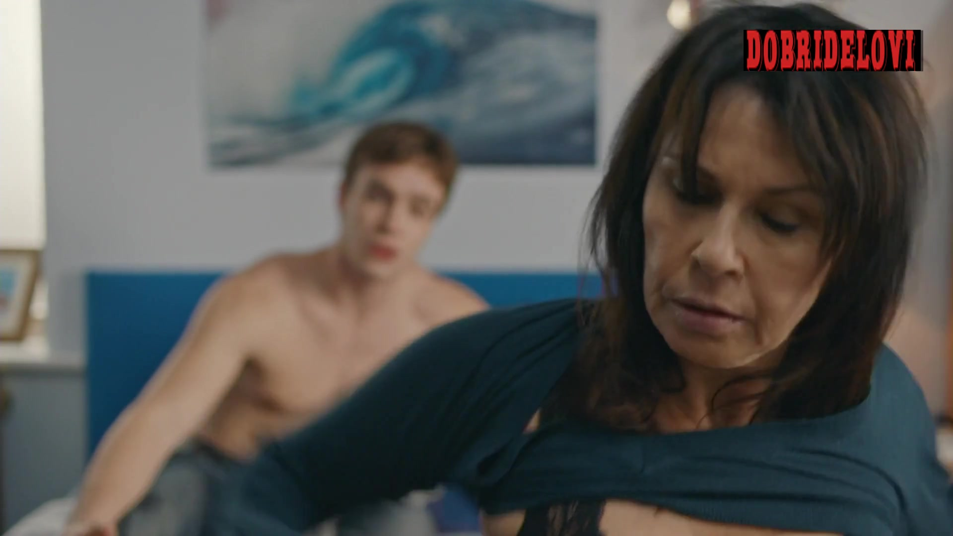 Watch Julie Graham post coital scene from Penance video