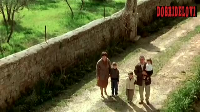 Diane Lane undressing scene from Under the Tuscan Sun