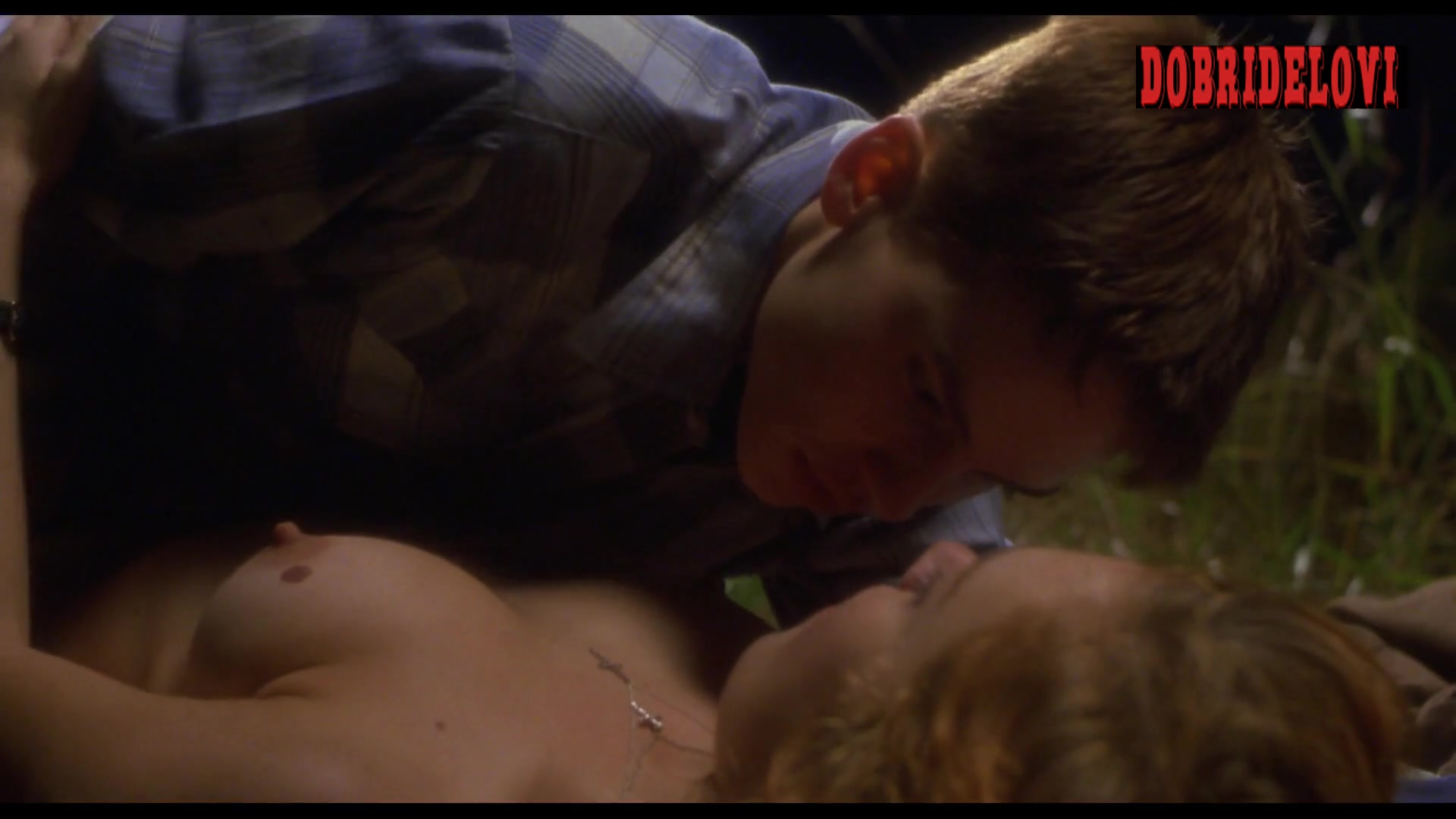 Chloë Sevigny and Hilary Swank missionary sex scene from Boys Don't Cry