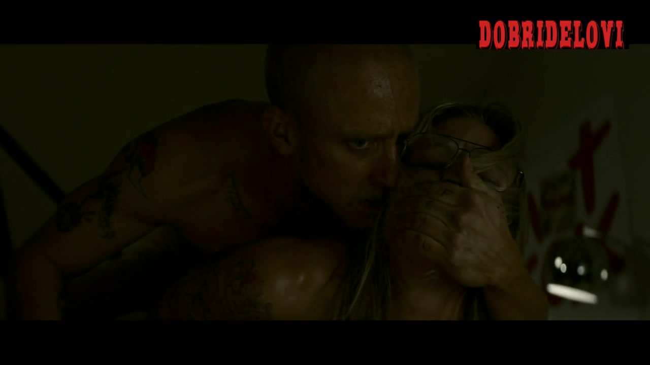 Heather Wahlquist gets it from behind by Ben Foster in Alpha Dog