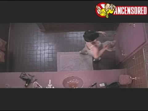 Carla Gugino sexy scene from Snake Eyes