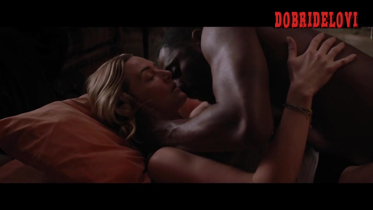 Kate Winslet sex with Idris Elba scene from The Mountain Between Us