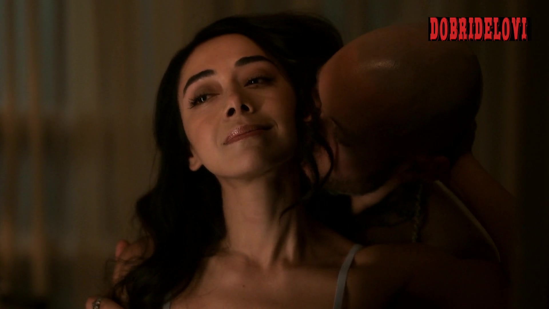 Aimee Garcia is fantastic in this sexy scene from Lucifer