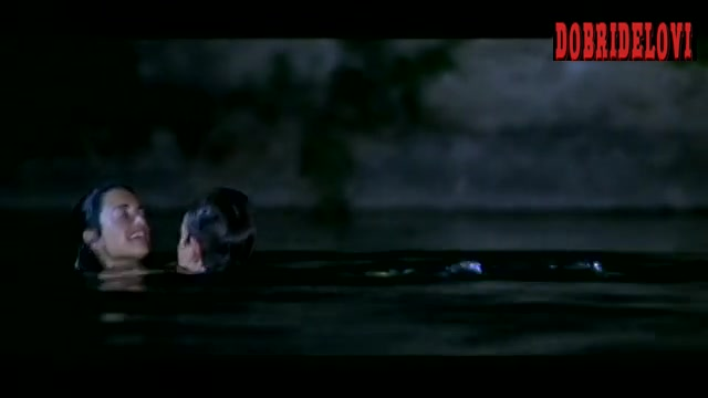 Penélope Cruz skinny dipping scene from All the Pretty Horses