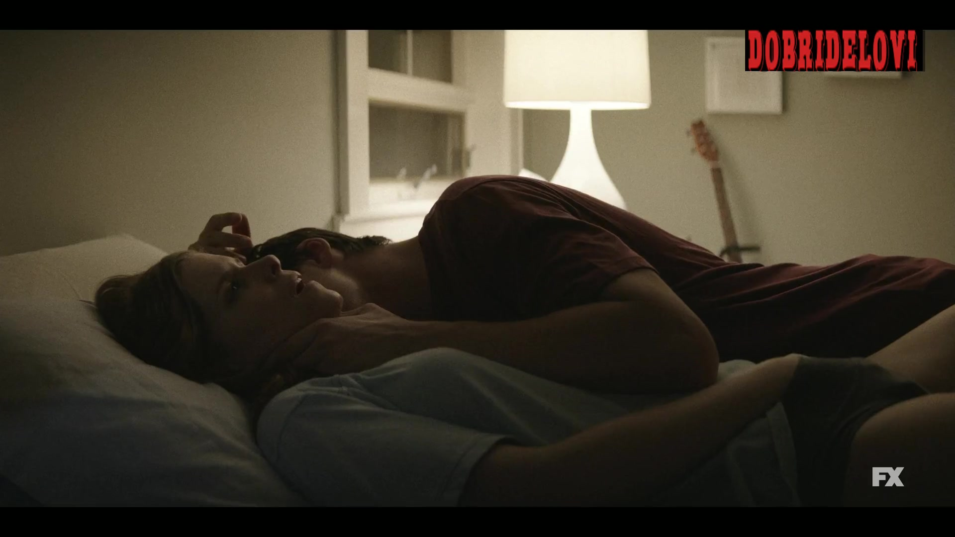 Kate Mara masturbating scene from A Teacher