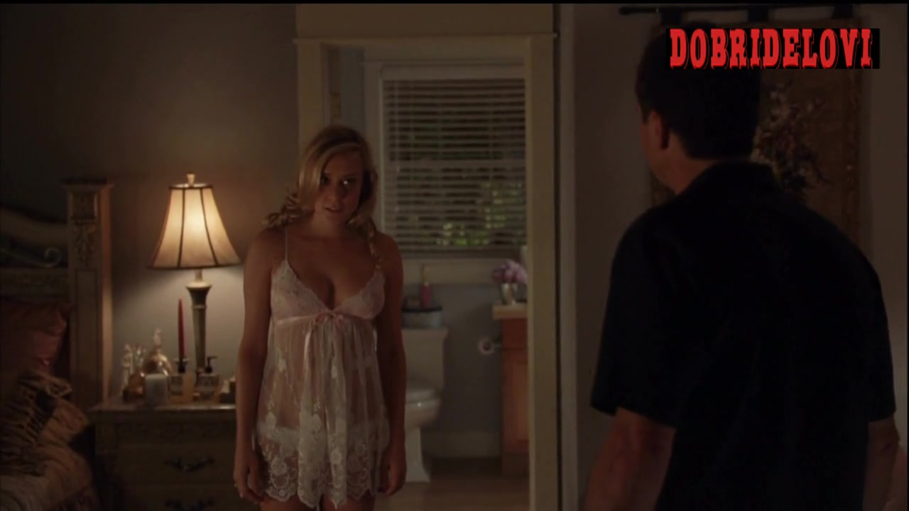 Chloë Sevigny undressing scene from Big Love