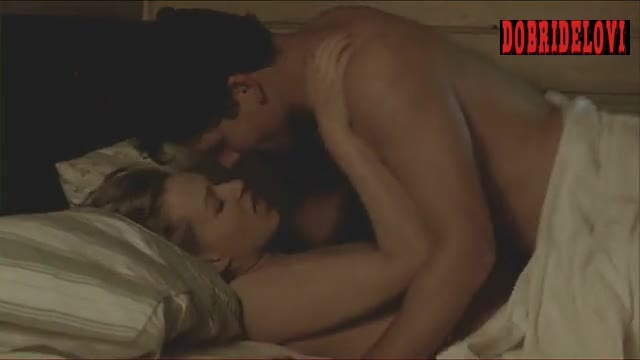 Franka Potente missionary sex with Eric Bana scene from Romulus, My Father