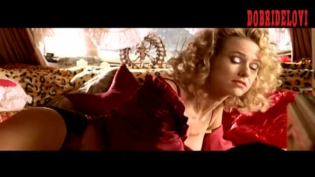 Naomi Watts sexy lace lingerie in trailer scene from Undertaking Betty