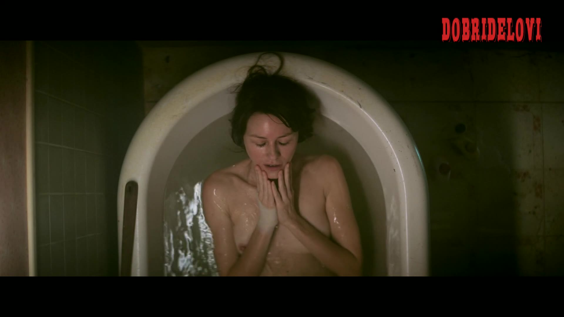 Naomi Watts bathub scene from The Wolf Hour