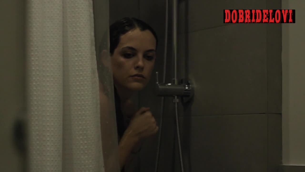 Riley Keough shower scene from The Girlfriend Experience