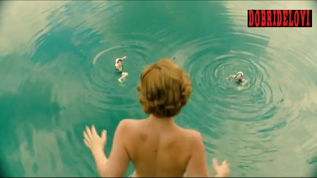 Christina Ricci skinny dipping scene from Z: The Beginning of Everything