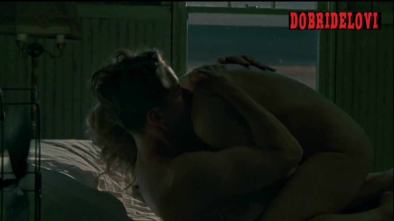 Kate Winslet missionary sex with Guy Pearce scene from Mildred Pierce