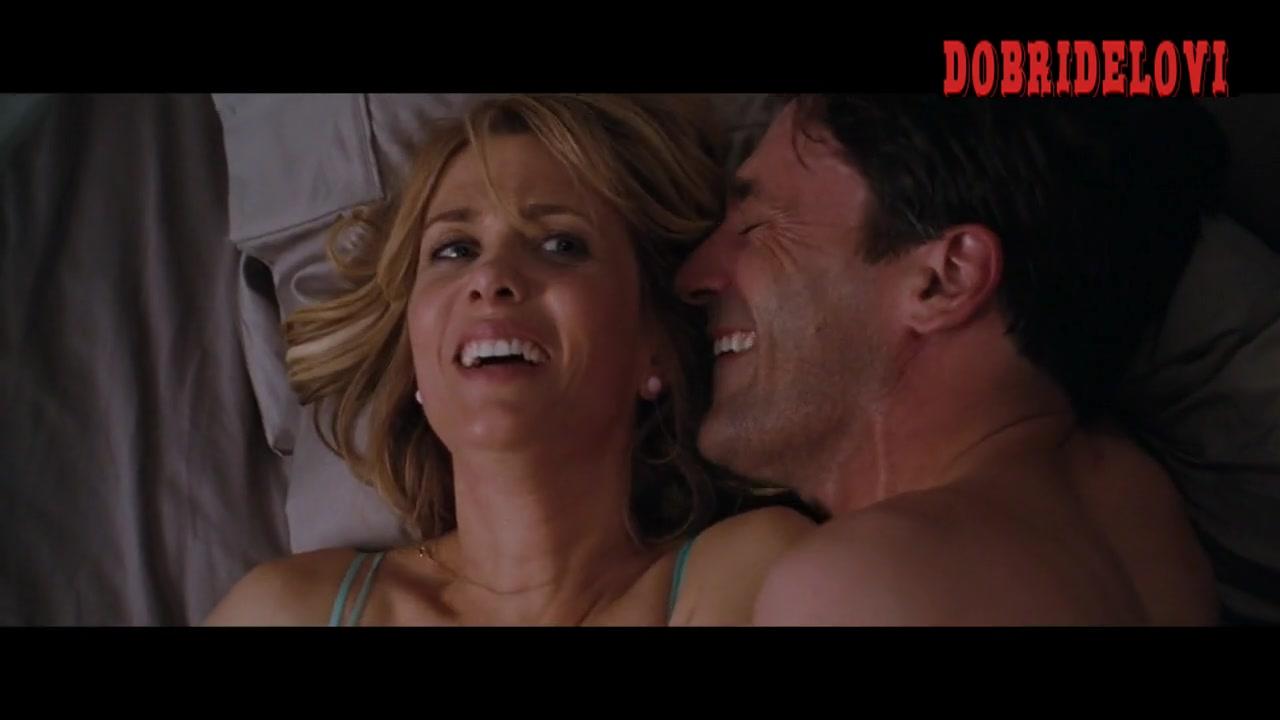 Kristen Wiig sex scene from Bridesmaids