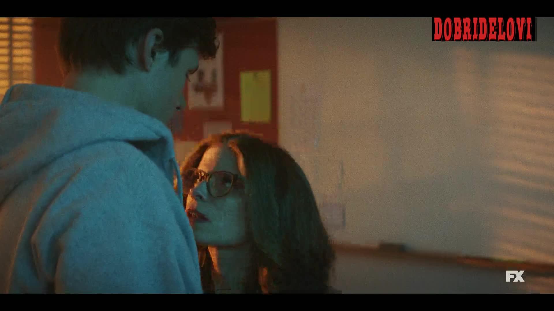 Kate Mara teacher and student scene from A Teacher