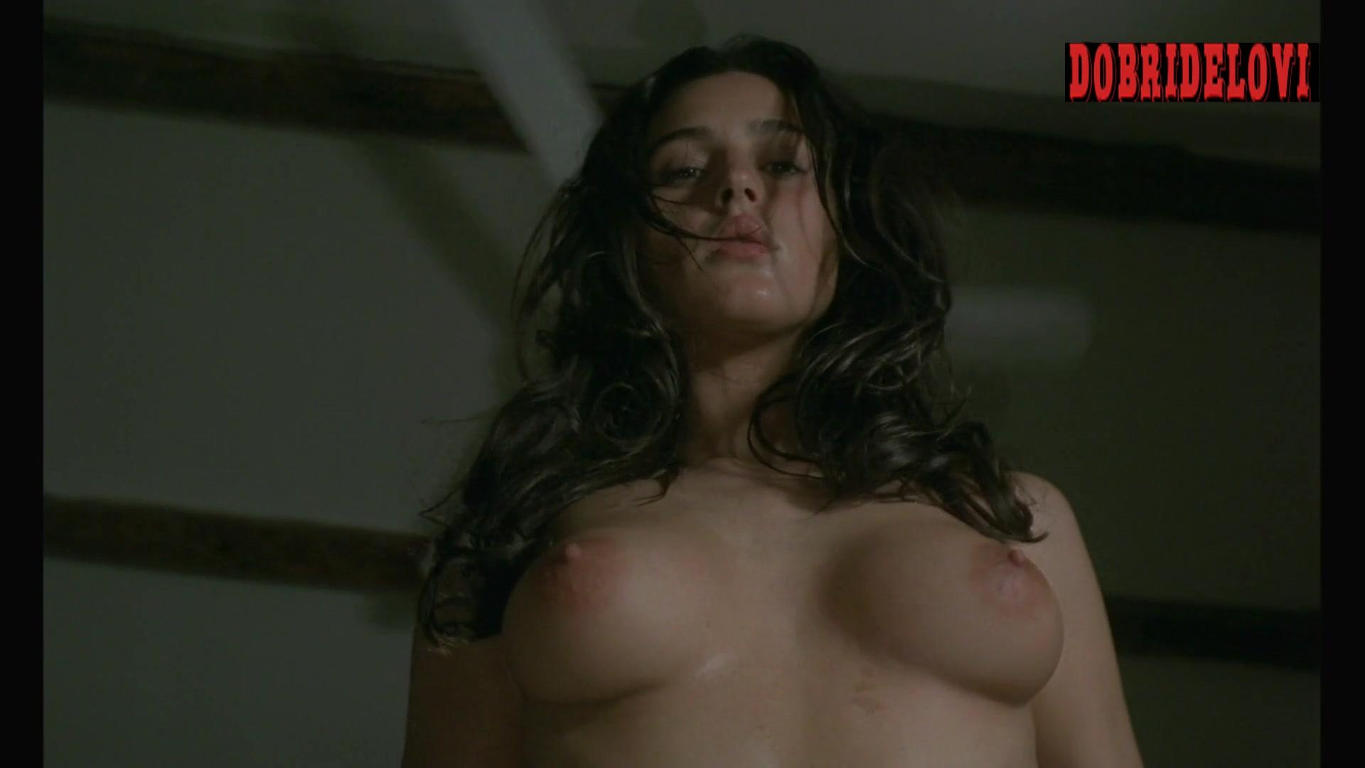 Monica Bellucci POV scene from The Raffle