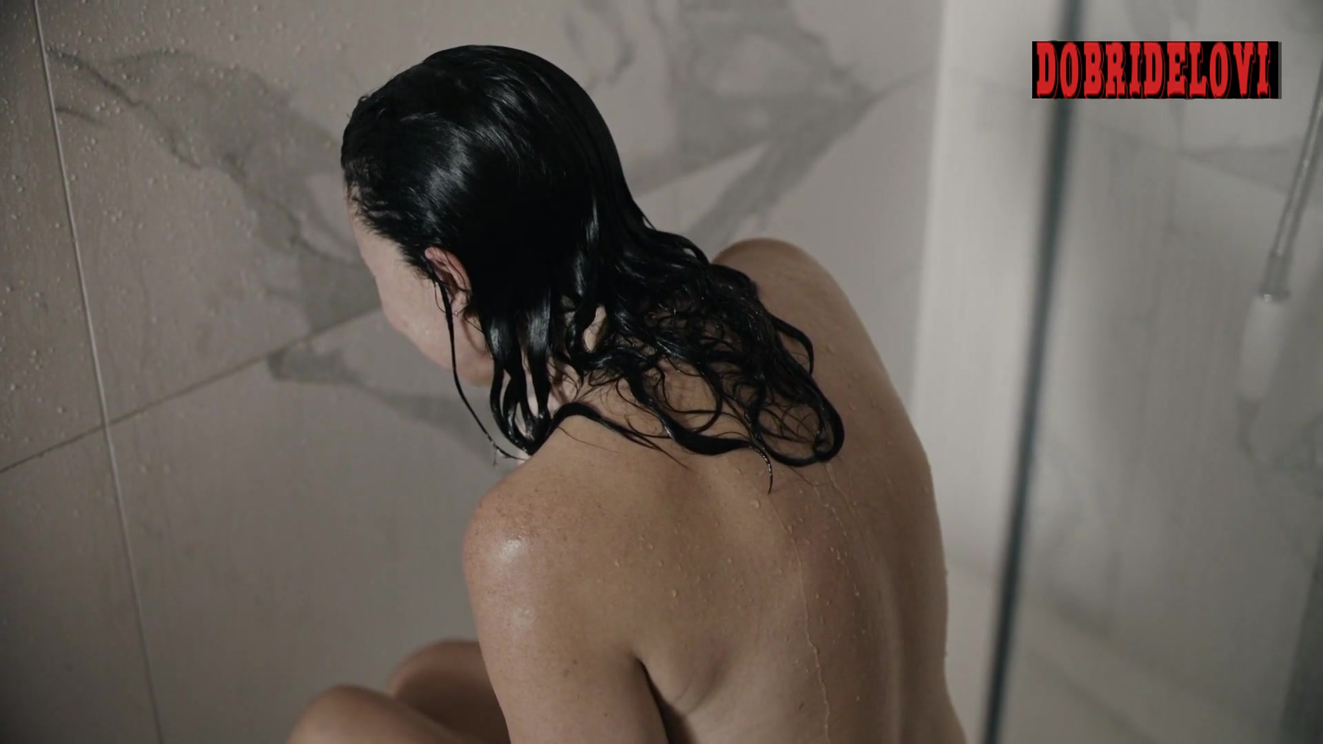 Watch Julie Graham shower scene from Penance video