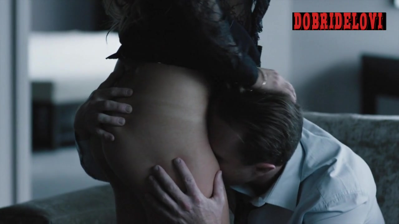 Riley Keough pussy eaten out by client scene from The Girlfriend Experience