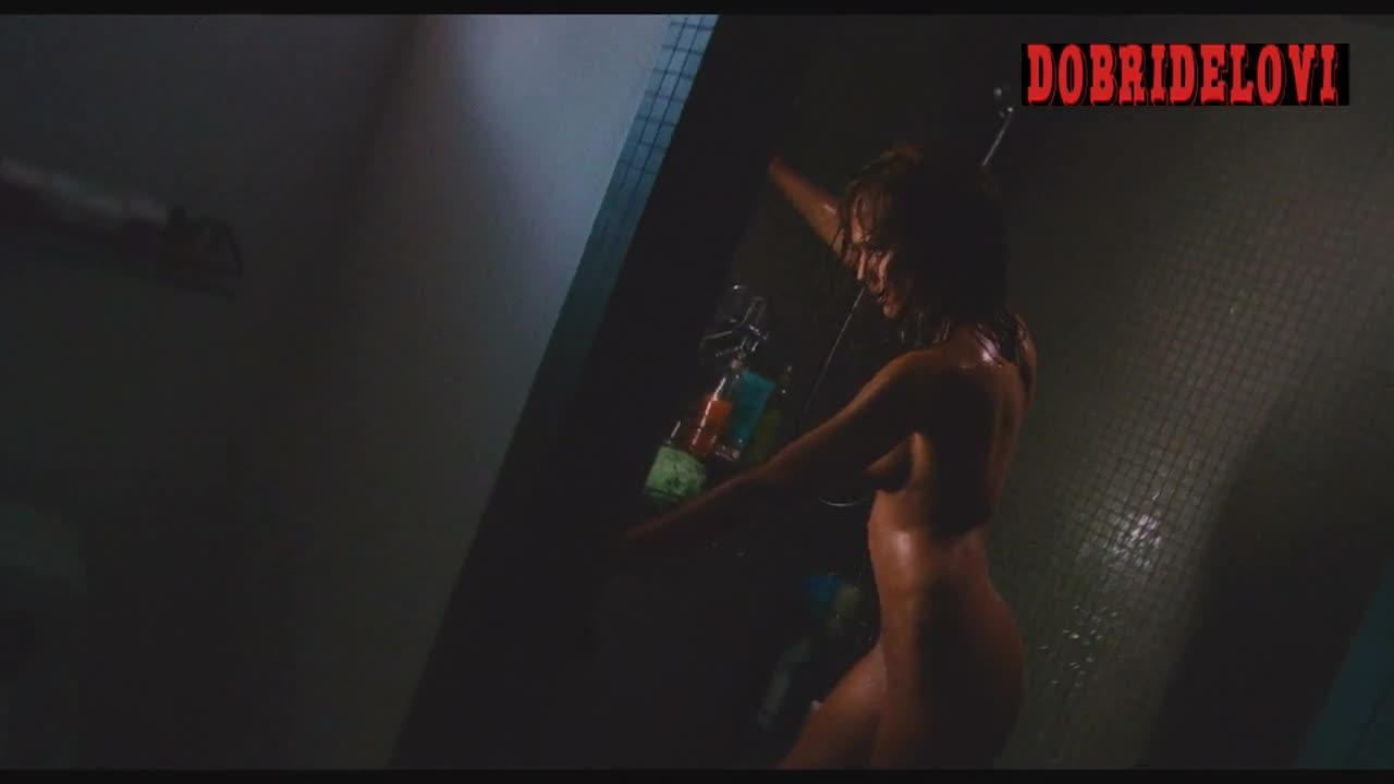 Jessica Alba shower scene from Machete
