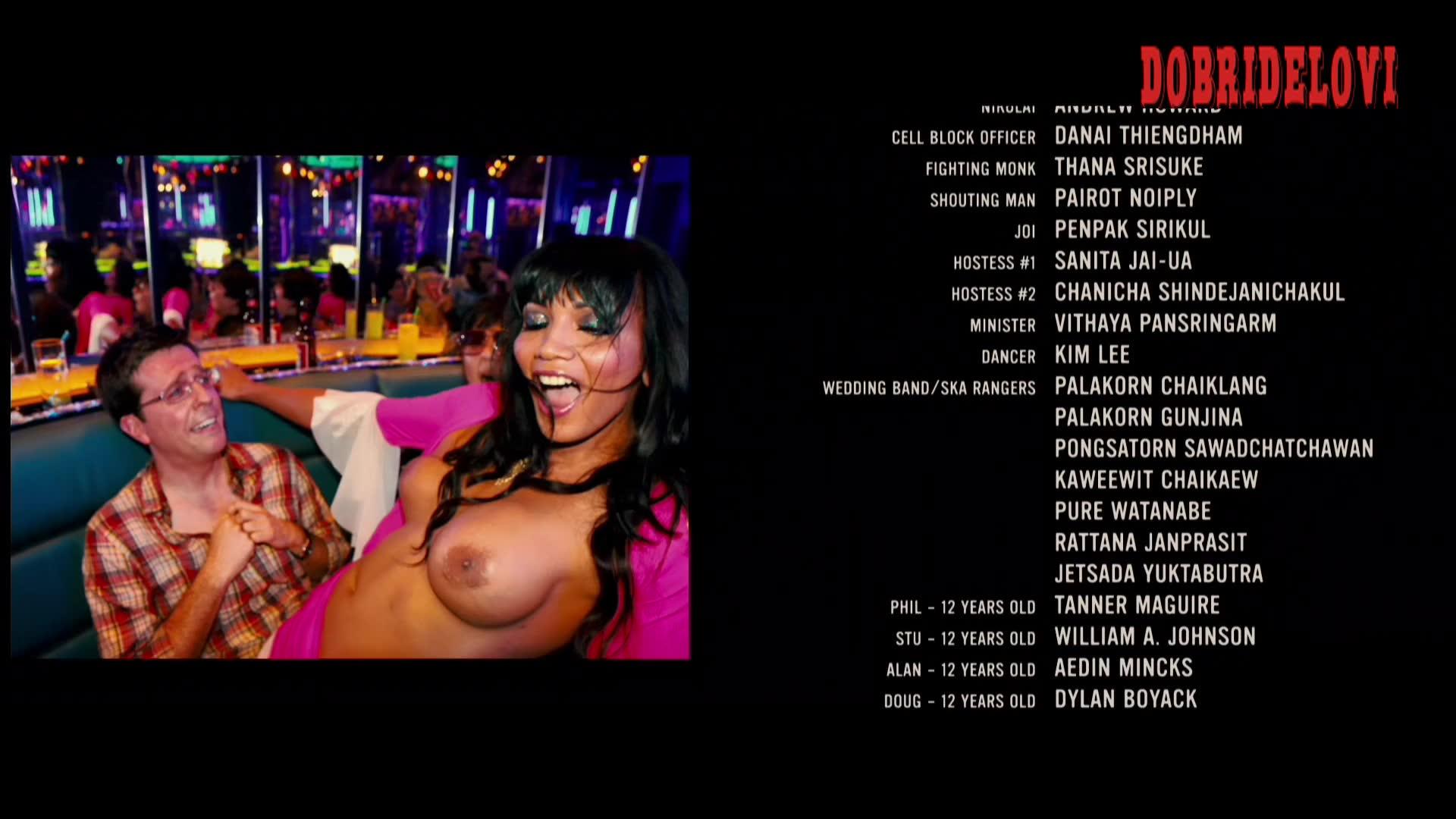 Watch Yasmin Lee strip club scene from The Hangover Part II video