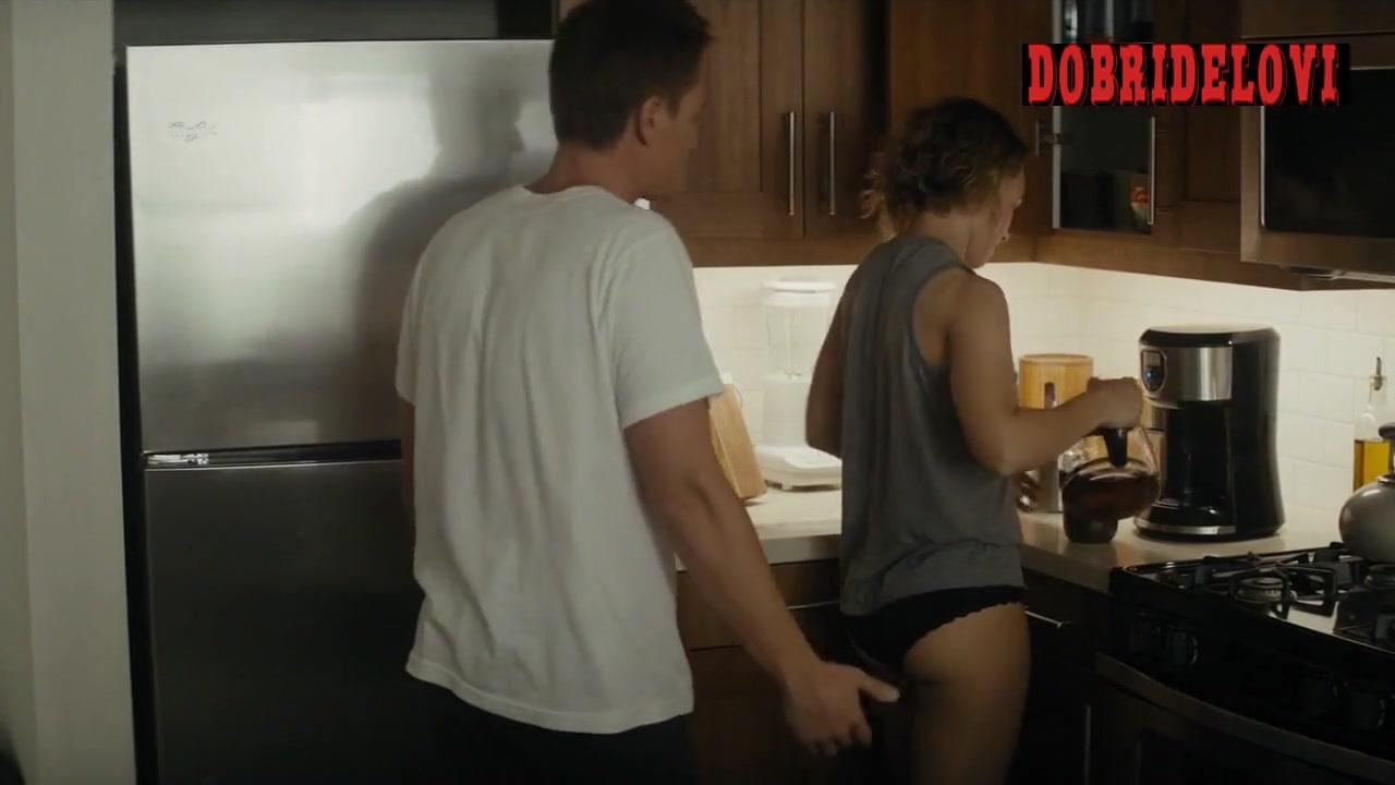 Rachel McAdams getting dressed scene from True Detective