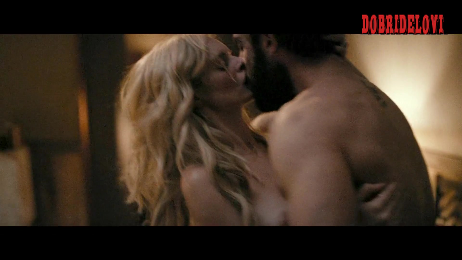Watch Samara Weaving sexy scene from Last Moment of Clarity video