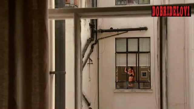 Naomi Watts undressing scene from You Will Meet a Tall Dark Stranger