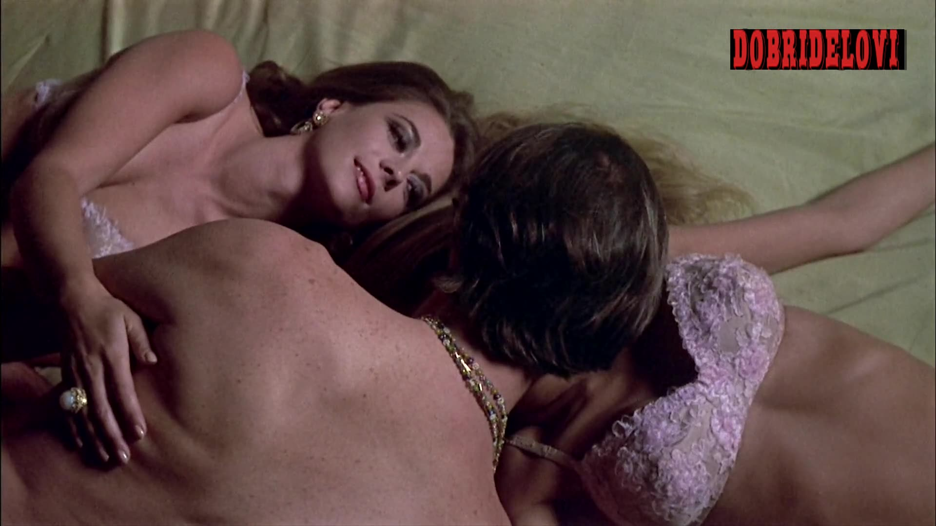 Watch Dyan Cannon and Natalie Wood threesome scene from Bob & Carol & Ted & Alice video