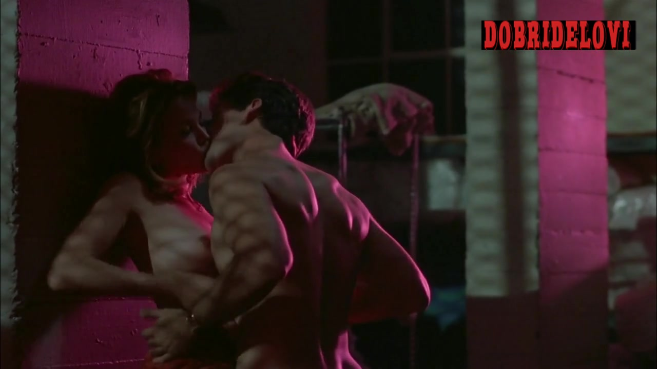 Diane Lane banged against the wall scene from Vital Signs