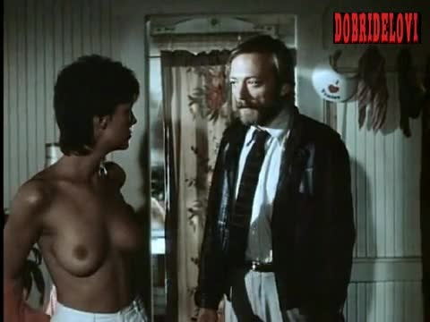 Jamie Lee Curtis undressing scene from Love Letters