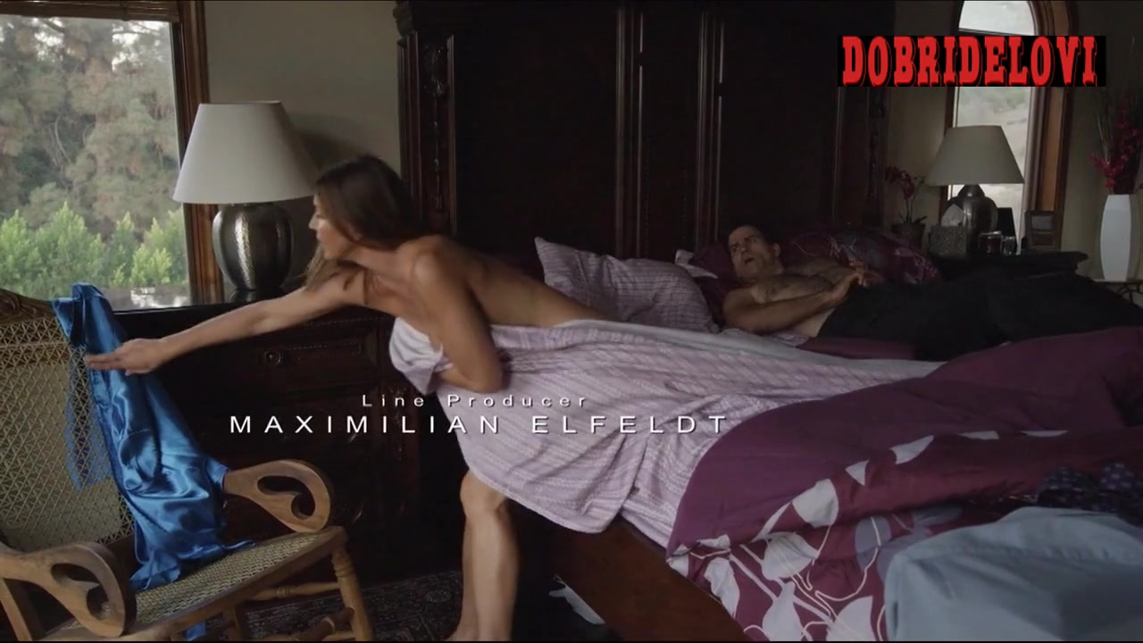 Watch Charisma Carpenter opening sex scene from Bound video