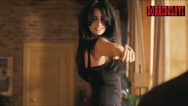 Penélope Cruz dancing in black nightie for Paul Walker scene from Noel