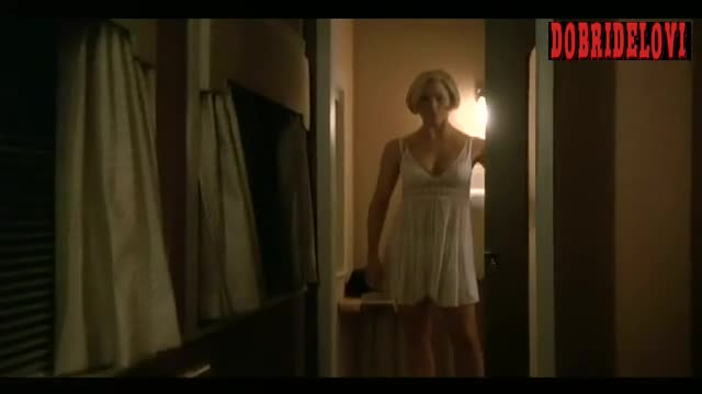 Watch Jennifer Garner white nightie scene from Alias video