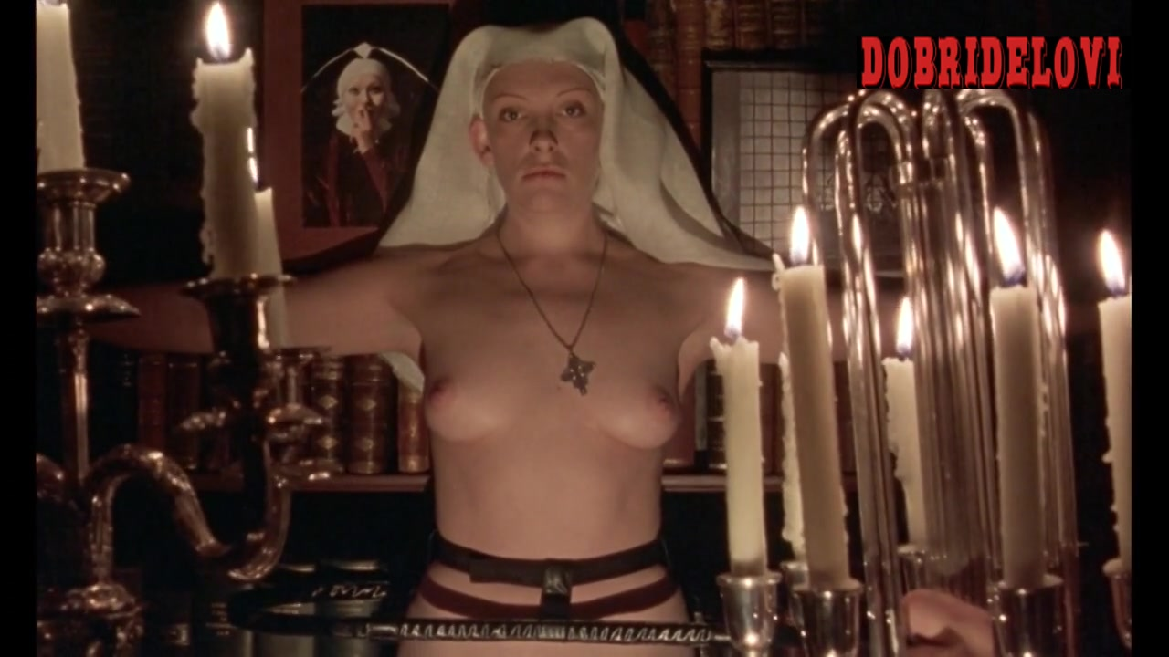 Watch Toni Collette full frontal scene from 8½ Women video