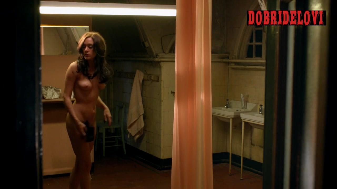 Chloë Sevigny undressing scene from Hit & Miss