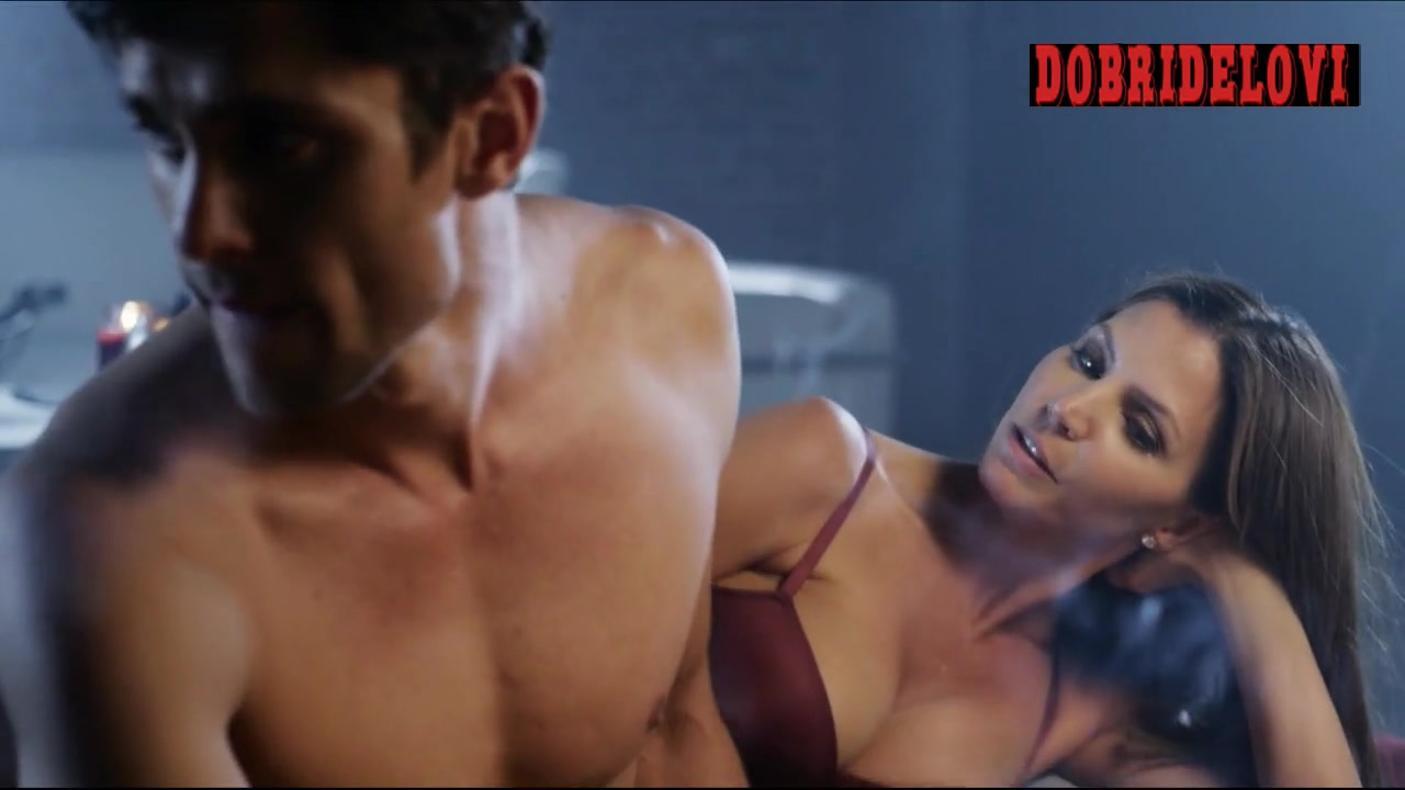 Watch Charisma Carpenter getting dressed scene from Bound video