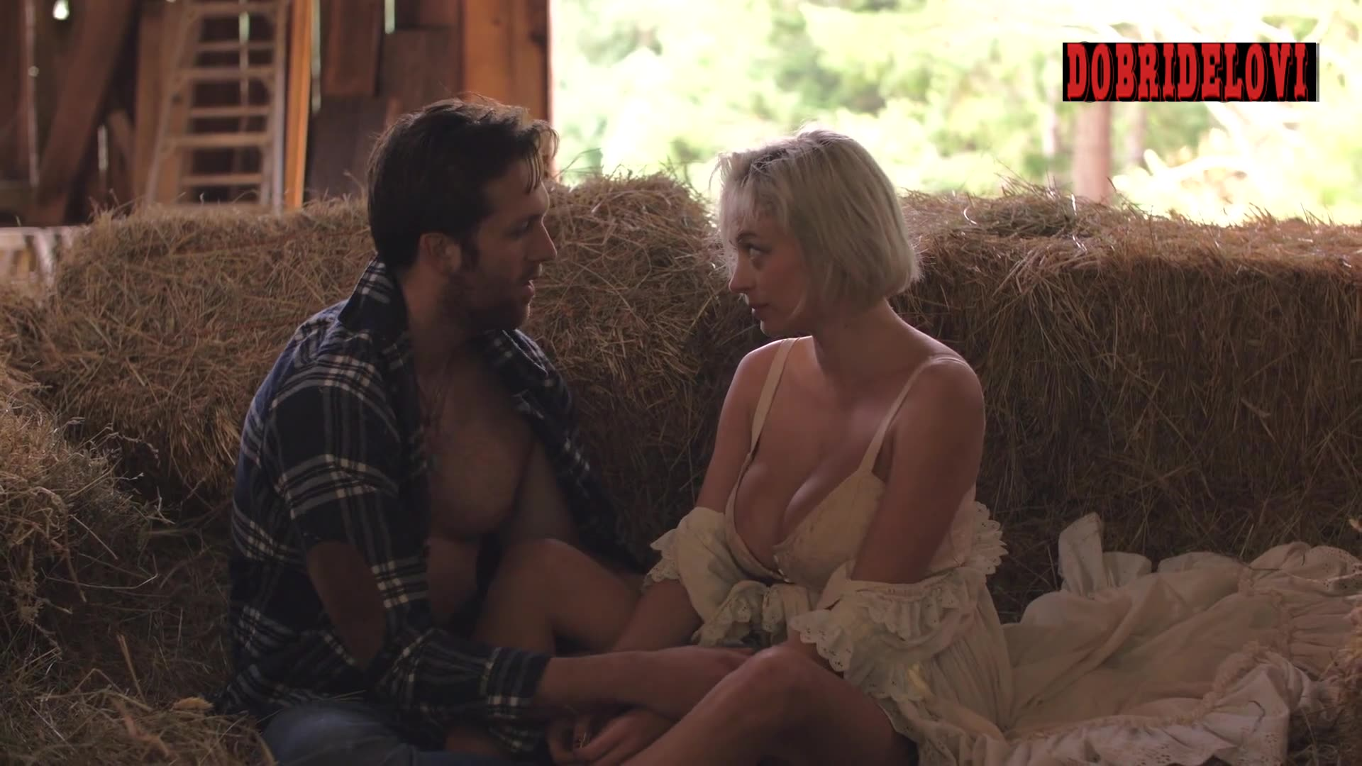 Watch Caroline Vreeland big breasts scene from Red Handed video