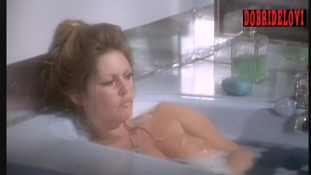 Brigitte Bardot bathtub scene from Don Juan
