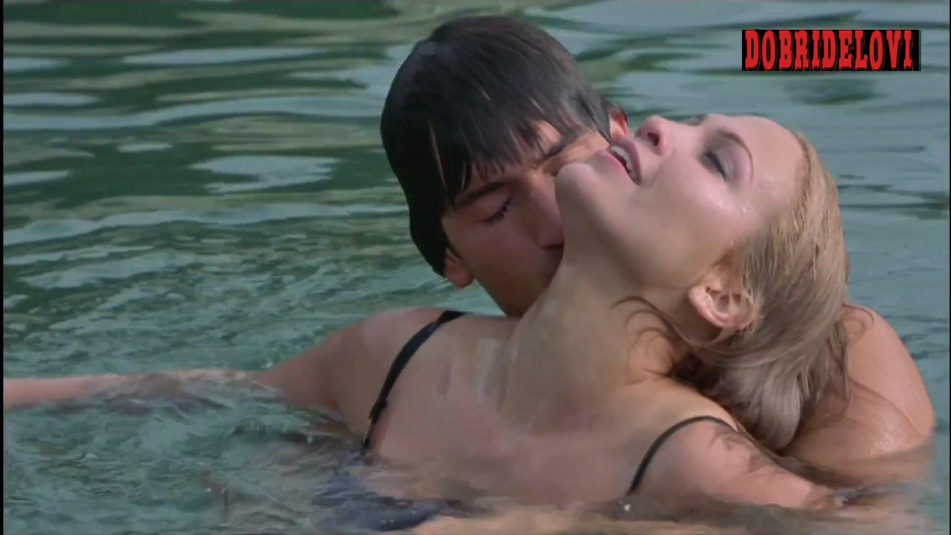 Jennifer Lopez dunks into river scene from Angel Eyes