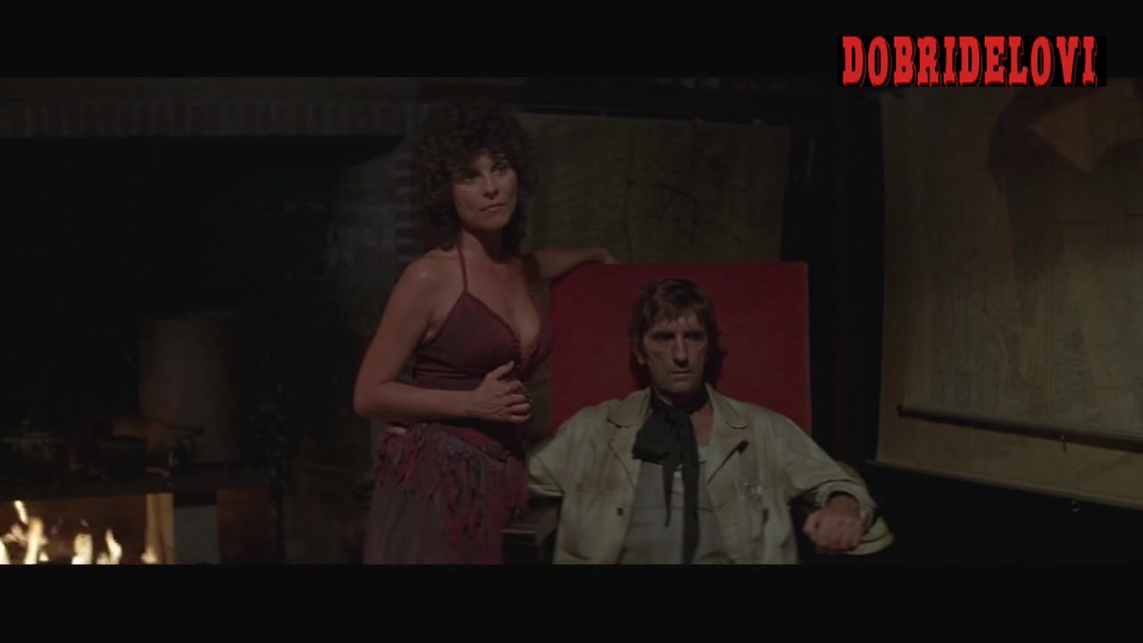 Adrienne Barbeau sexy scene from Escape from New York