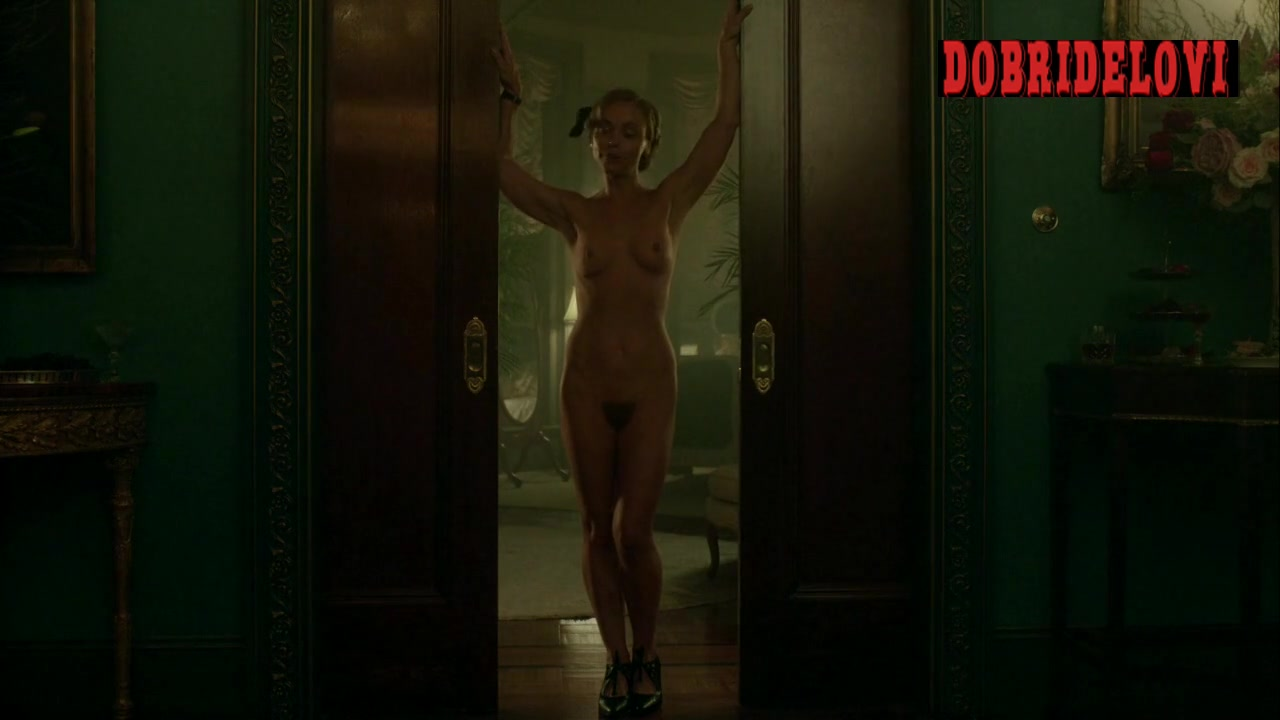 Christina Ricci full frontal scene from Z: The Beginning of Everything