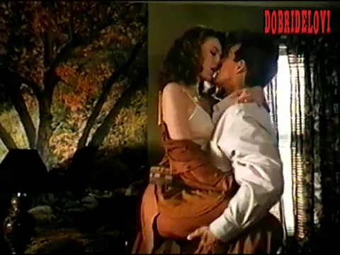 Diane Lane undressing with classical music scene from Descending Angel
