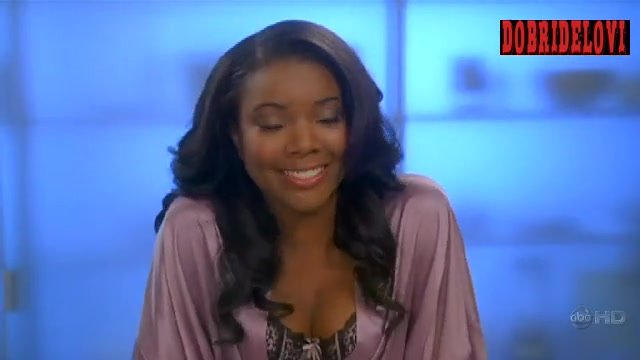 Watch Gabrielle Union sexy scene from Ugly Betty video