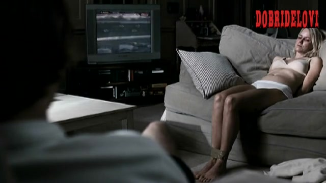 Naomi Watts tied in couch scene from Funny Games